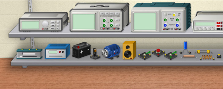 Image of test equipment